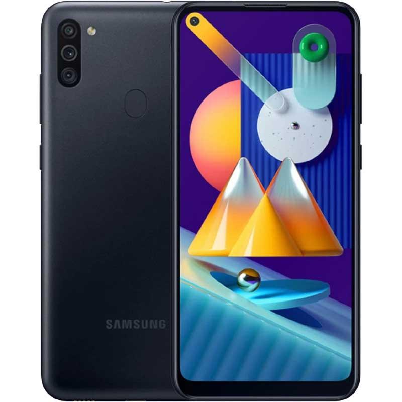 Samsung Galaxy M11 3/32 black EU