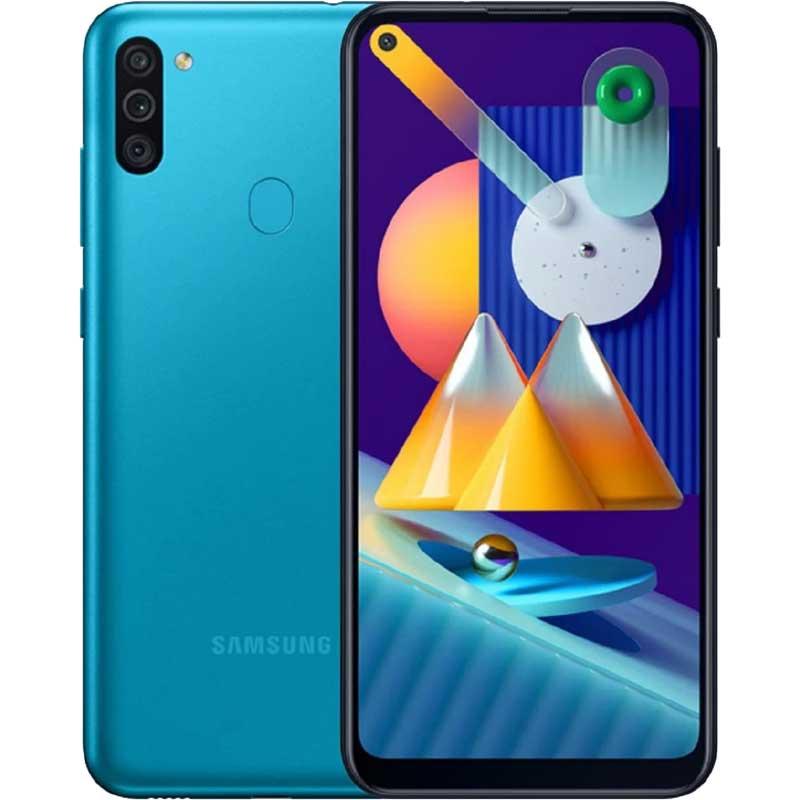 Samsung Galaxy M11 3/32 blue EU