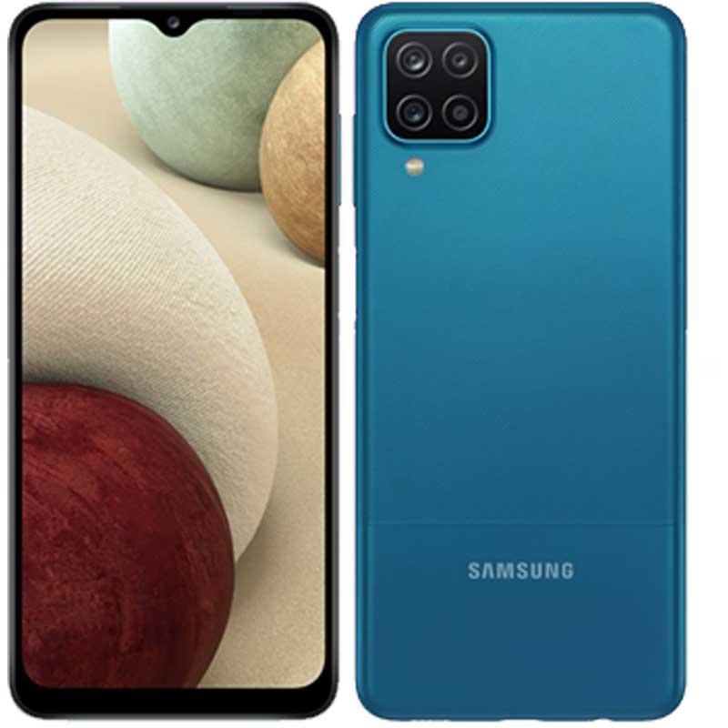 Samsung A12 64 GB Dual Sim Blue EU