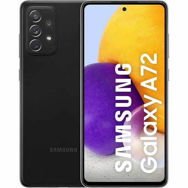Samsung A72 DS 4G 6/128GB Awesome Black EU