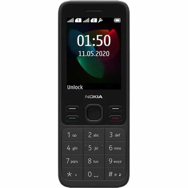 Nokia 150 (2020) Dual-Sim Black EU