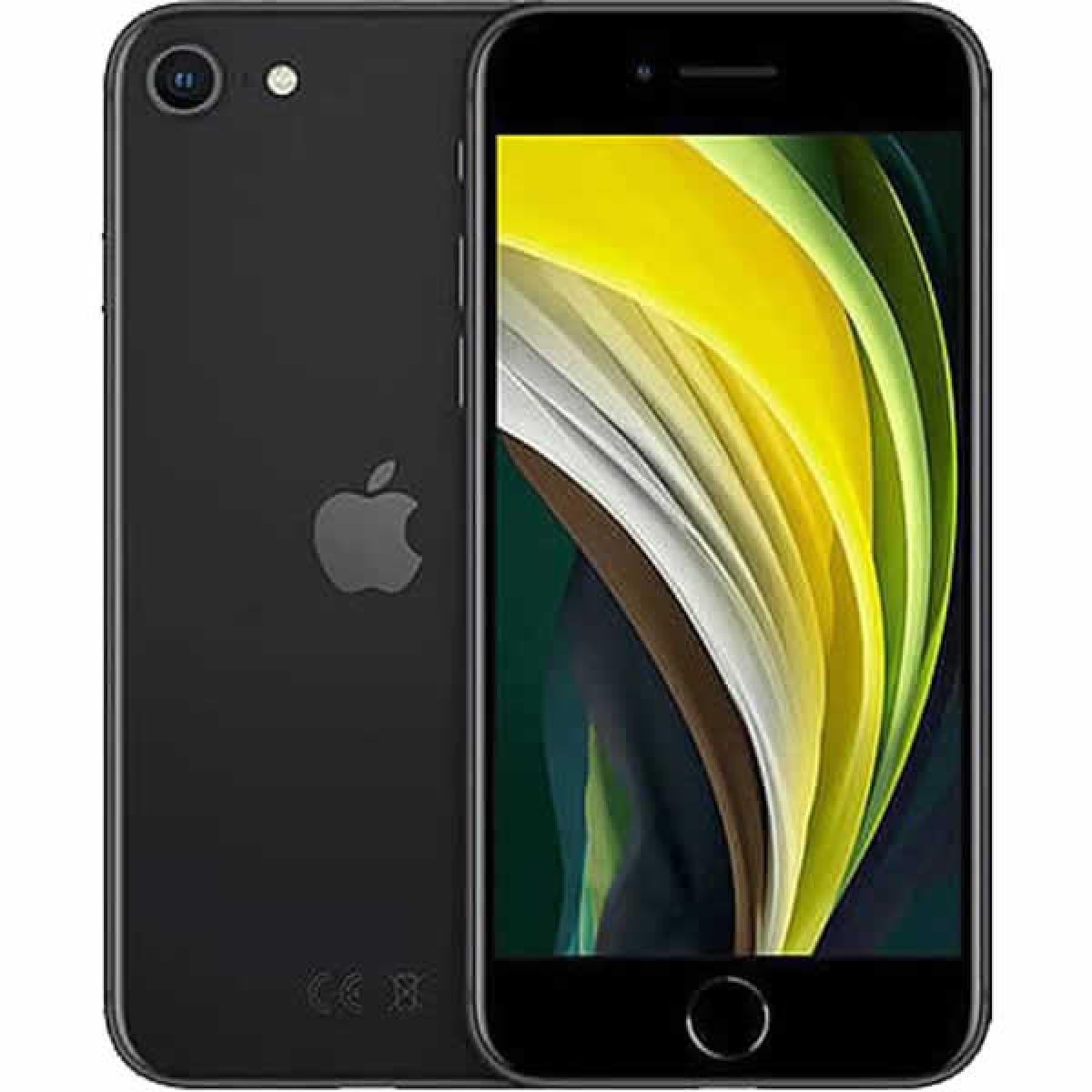 Apple iPhone SE 4G 64GB black DE