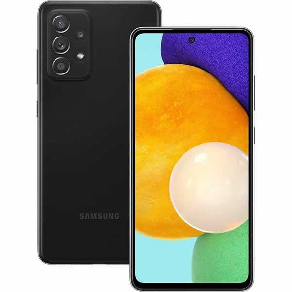 Samsung A52 4G 128GB DS Awesome Black EU