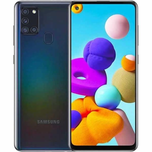 Samsung A21s DS 4/128GB Black EU
